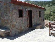 Casa Rural Los Manantiales III mit Waschmaschine und TV