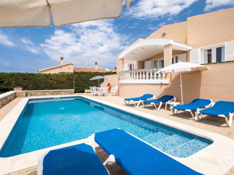ES7774.649.1 - Villa Mar/ Aire, Son Bou, Menorca