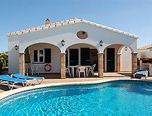Villas Begonias V3D AC 03 medencével és grillezés
