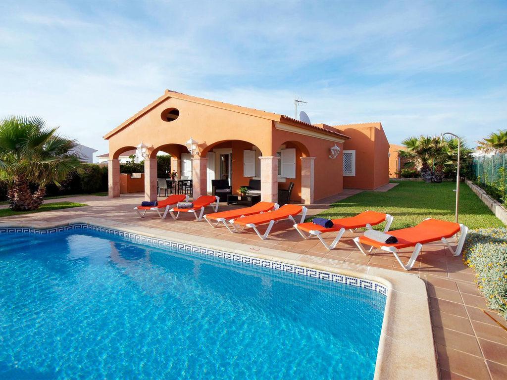 Ferienhaus Villas Begonias (CBO110)