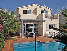 Villas Amarillas V3D AC 02 para llanuras ciclismo y con piscina