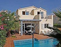 Villas Amarillas V3D AC 03 con lavadora y para barbacoa