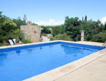 Algaida - Ferienhaus Ferienhaus mit Pool (AGD100)
