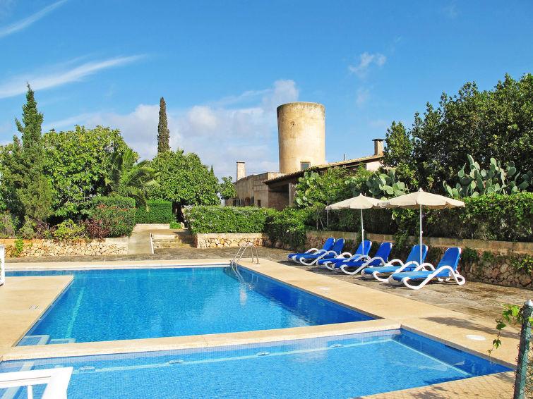 Ferienhaus mit Pool (CCC110)