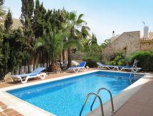 Cala Murada - Casa Ferienhaus mit Pool (MUR185)