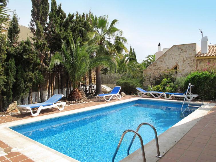 Ferienhaus mit Pool (MUR185)