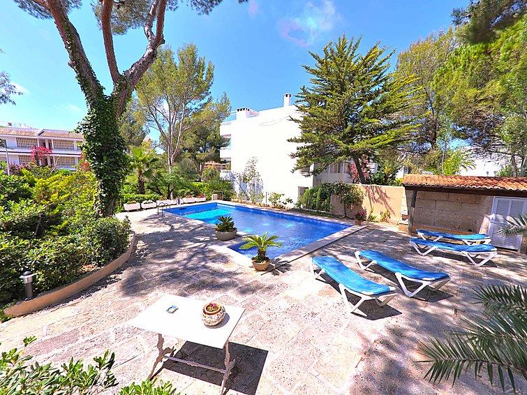 Vakantiehuis Santa Ponca (8p) met prive zwembad in Santa Ponca op Mallorca (I-604)