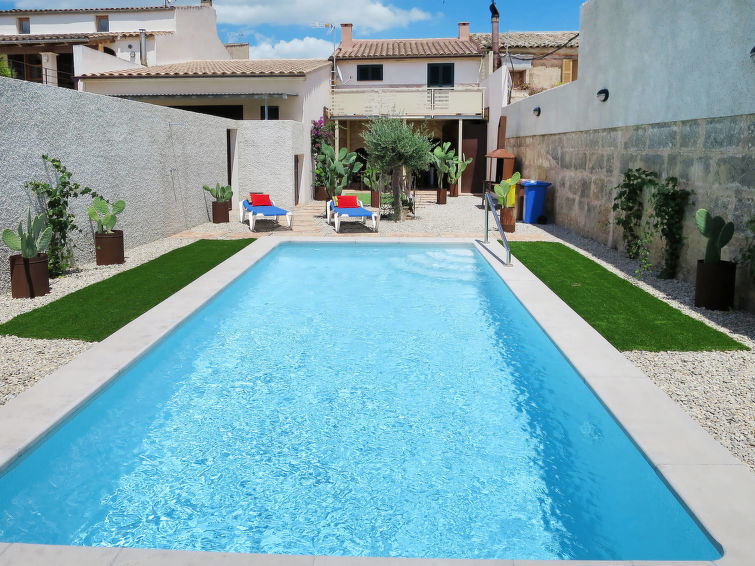 Ferienhaus mit Pool (PTY100)