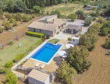 Muro - Ferienhaus Villa Els Pins