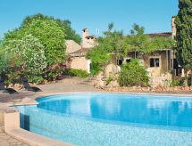 Costitx - Holiday House Ferienhaus mit Pool (CIX100)