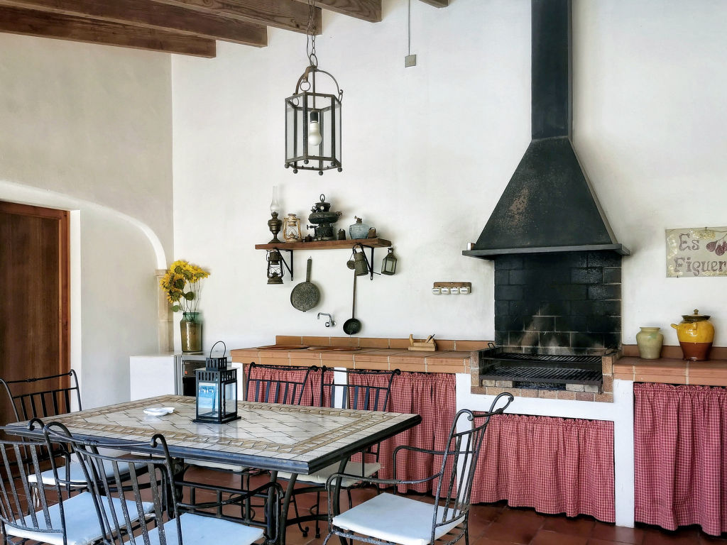 Maison de vacances Es Figueral (326696), Alaro, Majorque, Iles Baléares, Espagne, image 16