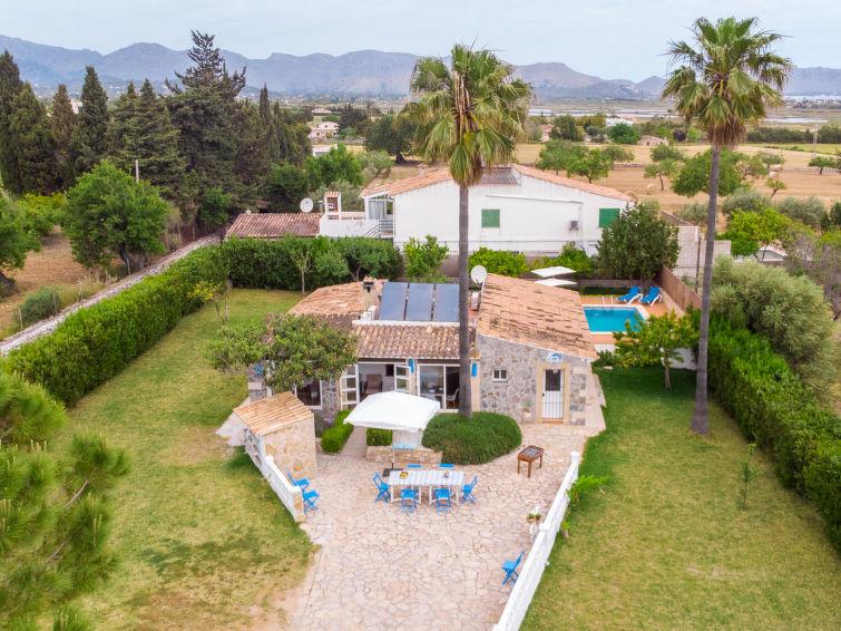 Can Delfin Villa in Alcúdia