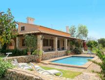 Bunyola - Ferienhaus Ferienhaus mit Pool (BUN120)