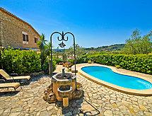 Casa Santaellas mit Garten und zum Golfen