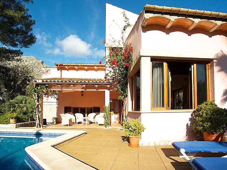 Villa Rosa Cala Gran