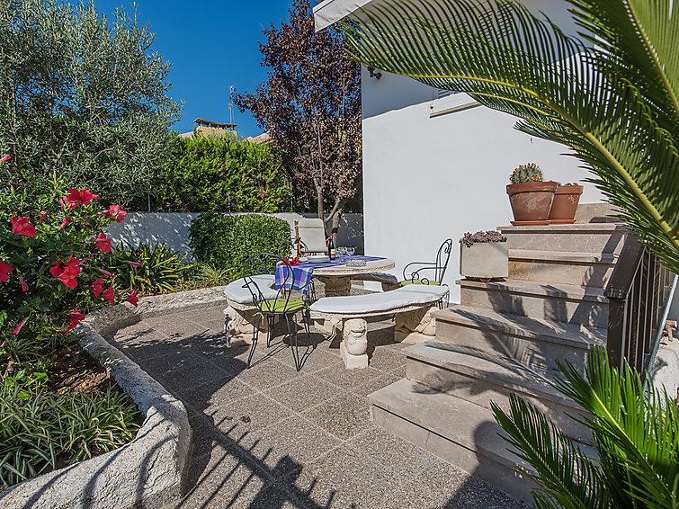 Villa Alarne (6p) met openhaard aan zee op Mallorca Spanje (I-611)