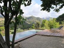 Orient - Ferienhaus Ferienhaus mit Pool (ONT105)
