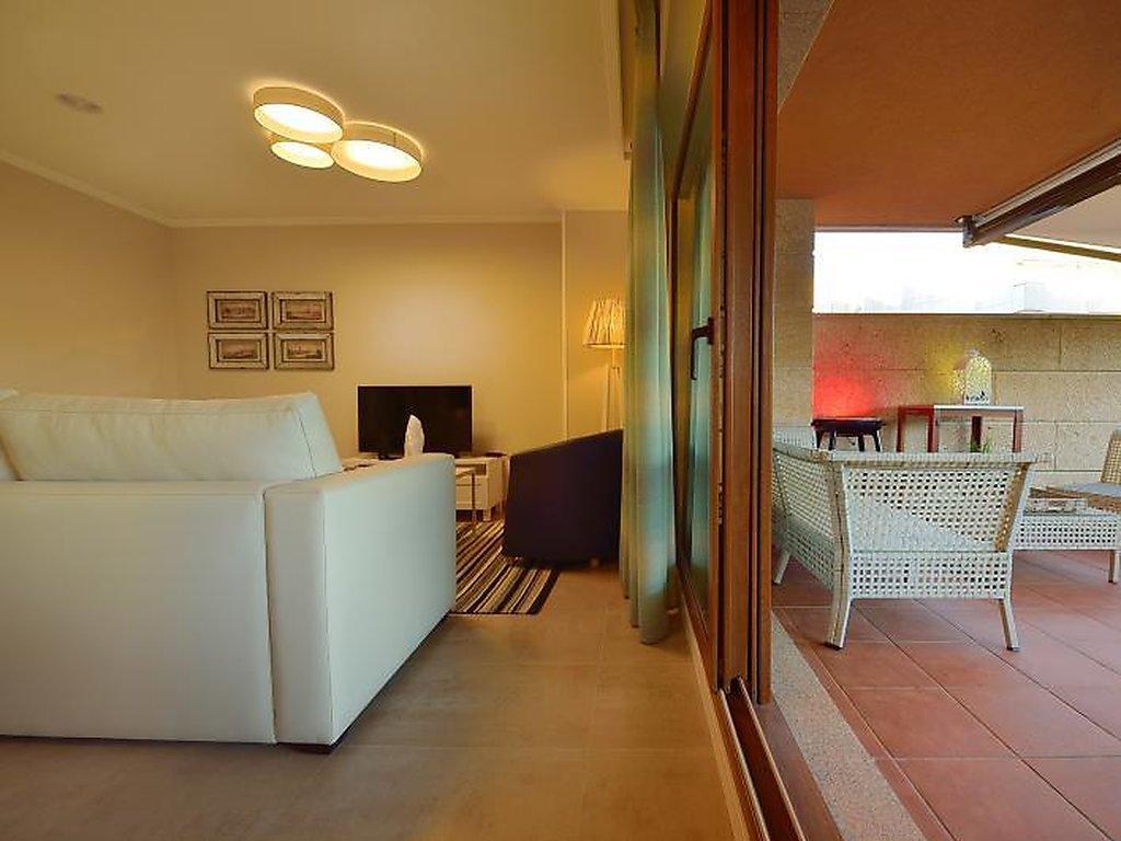 Ferienwohnung apartamento bajo en isla de la toja r as bajas - Apartamentos rias bajas ...