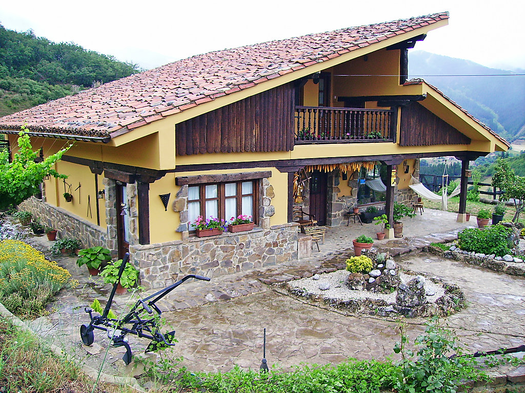 Ferienhaus Potes Vinon - 2 hab.