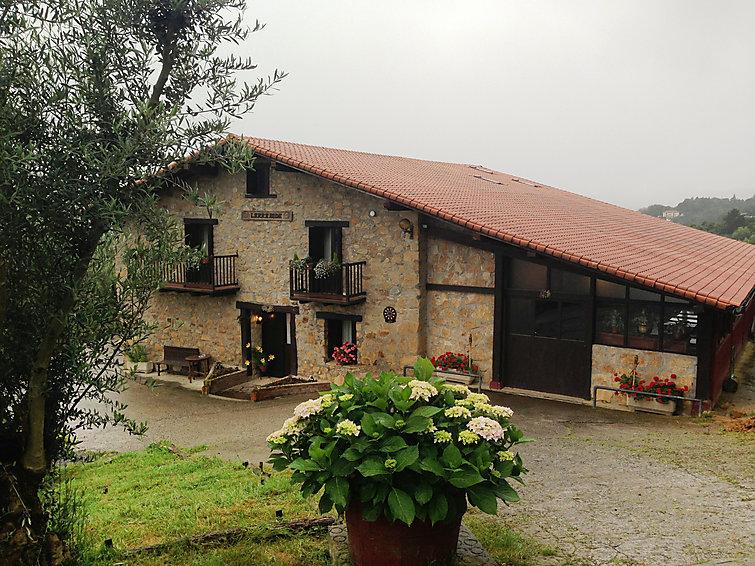 Nyaraló ház Larrabide