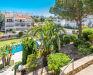 Bild 21 Aussenansicht - Ferienwohnung Els Jardins III, Roses
