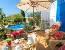 Castelló d'Empuries-Fortia - Maison de vacances Ave de Paso