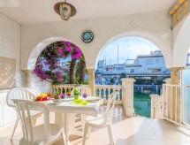 Empuriabrava - Maison de vacances Port Rhodes 82