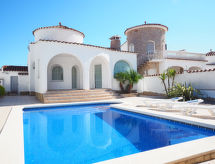 Empuriabrava - Holiday House Francoli 18A