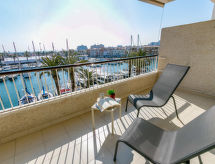 Empuriabrava - Appartement Port Grec