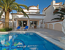 Empuriabrava - Holiday House Llobregat 41b