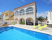 Empuriabrava - Holiday House Requesens 62B