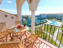Empuriabrava - Appartement Gran Lago