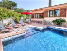 Caldes de Malavella - Holiday House Les Agudes
