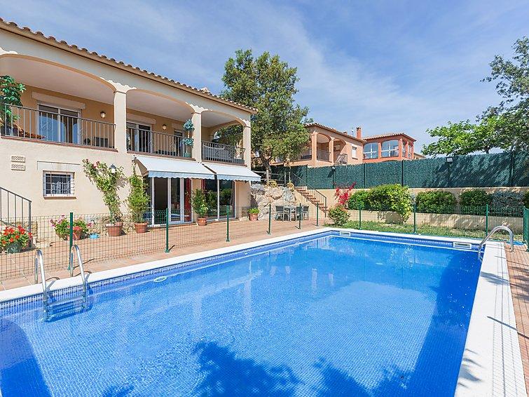Ferienhaus Casa Dominique mit Pool und Geschirrspüler