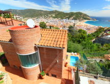 Tossa de Mar - Holiday House Saphire