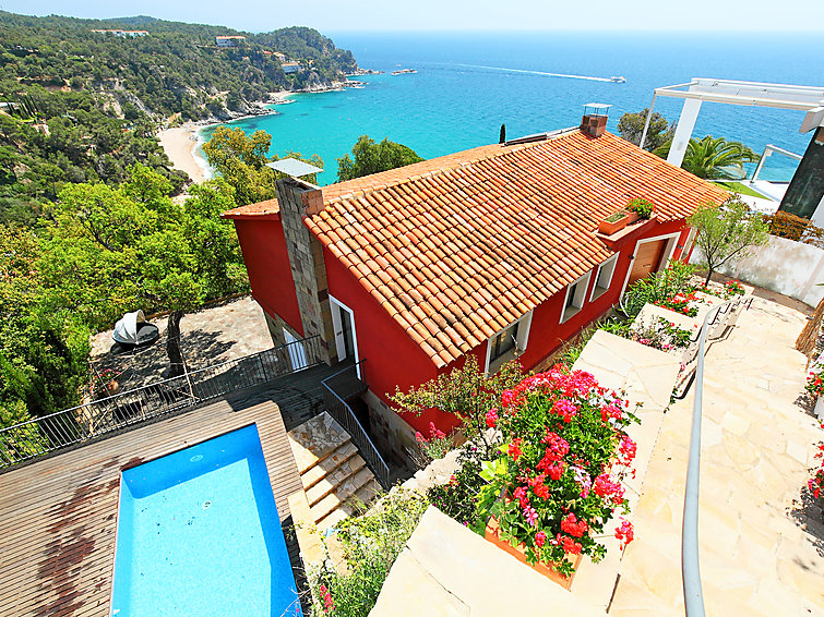 Holiday House Casa Roja in Tossa de Mar Spain ES9465981 Interhome