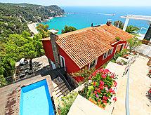 Tossa de Mar - Maison de vacances Casa Roja