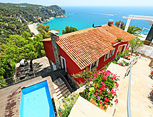 Tossa de Mar - Dom wakacyjny Casa Roja