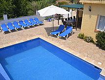 Lloret de Mar - Vakantiehuis Villa Cecilia