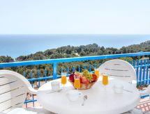 Lloret de Mar - Vakantiehuis Villa Santorin