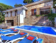Lloret de Mar - Vakantiehuis Casa Grande