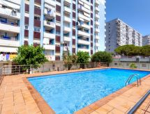Blanes - Appartement Med
