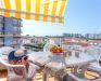 Ferienwohnung Gaudi, Blanes, Sommer