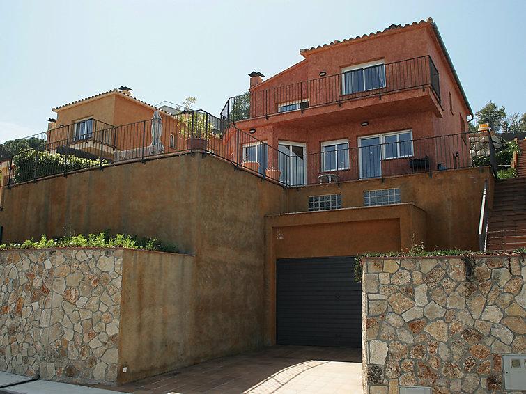 Ferienhaus Villa Bella Vista mit Ofen und geeignet für BBQ