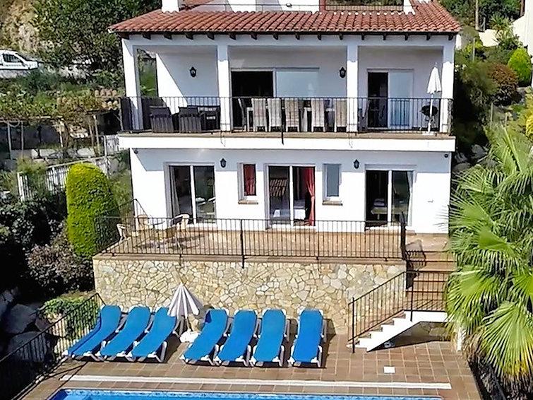 Ferienhaus Villa Calamar zum Golfen und Segeln