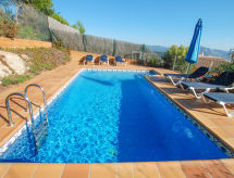 Blanes - Dom wakacyjny Villa Mi Rincon
