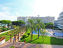 Blanes - Apartment Sabanell Central Park