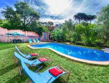Tordera - Vacation House Margarida