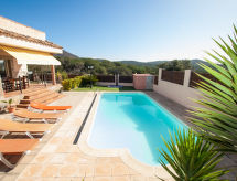 Tordera - Vakantiehuis Villa Yuca