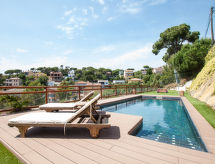 Tordera - Maison de vacances Villa Bali